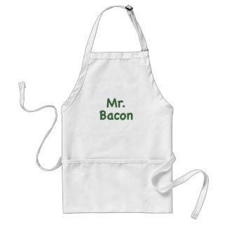 Mr. Bacon Standard Apron