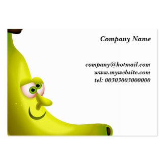 Mr Banana Large Business Card