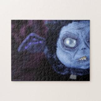 """""""Mr. Batty"""" a WTF Creature Puzzle by Tricia Martin"""
