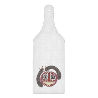 Mr Bauble Chopping Board Paddle