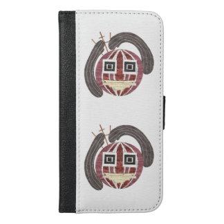 Mr Bauble I-Phone 6/6s Plus Wallet Case