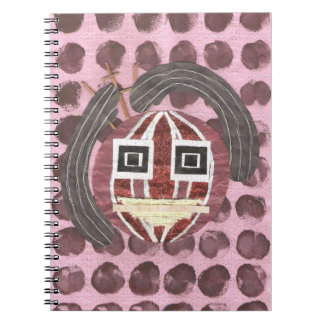 Mr Bauble Notebook