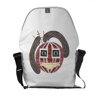 Mr Bauble Rusksack Courier Bags