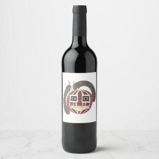 Mr Bauble Wine Labels