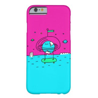 Mr Beaker - Surreal Planet Barely There iPhone 6 Case