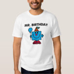 Mr. Birthday | Happy Birthday Balloon Tshirts
