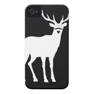 Mr Blackberry Stag iPhone 4 Cases