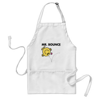 Mr. Bounce | Classic Pose Standard Apron