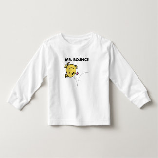 Mr. Bounce   Classic Pose Toddler T-shirt