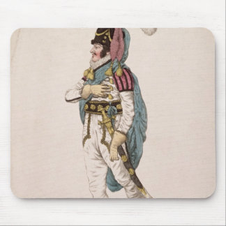 Mr. Braham in the character of Orlando Mouse Pad