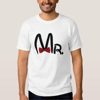 Mr. bridegroom t shirt
