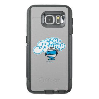 Mr. Bump | Bandaged Thumb OtterBox Samsung Galaxy S6 Case