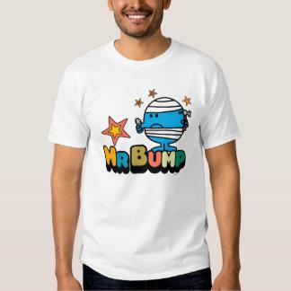 Mr. Bump | Bandaged Thumb & Stars Shirts
