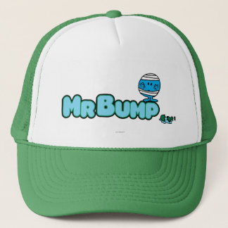 Mr. Bump | Broken Vase 2 Trucker Hat