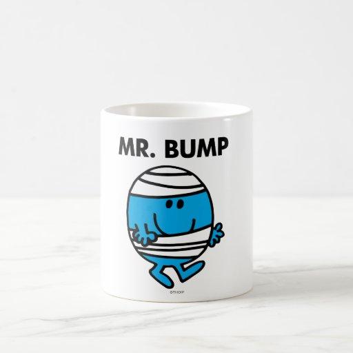 Mr. Bump Classic 1 Coffee Mugs