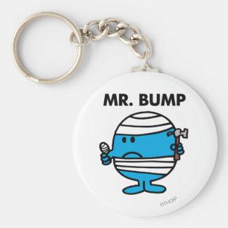 Mr. Bump Classic 2 Keychain