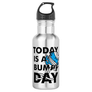 Mr. Bump | Today is a Bumpy Day 532 Ml Water Bottle