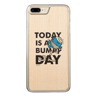 Mr. Bump | Today is a Bumpy Day Carved iPhone 8 Plus/7 Plus Case