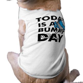 Mr. Bump | Today is a Bumpy Day Dog Tshirt