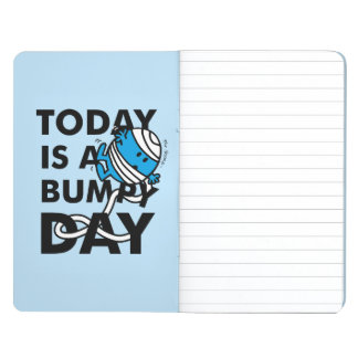 Mr. Bump | Today is a Bumpy Day Journal