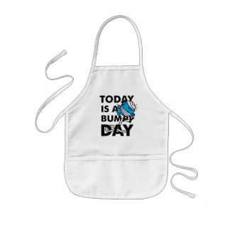 Mr. Bump | Today is a Bumpy Day Kids Apron