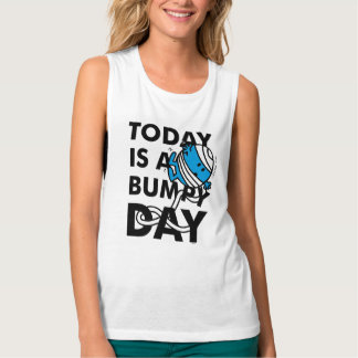 Mr. Bump | Today is a Bumpy Day Tank Top