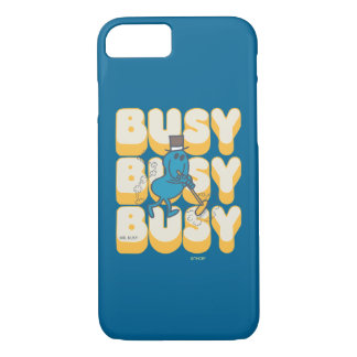 Mr. Busy Sweeping Quickly iPhone 8/7 Case