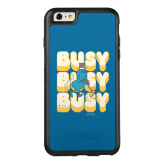 Mr. Busy Sweeping Quickly OtterBox iPhone 6/6s Plus Case