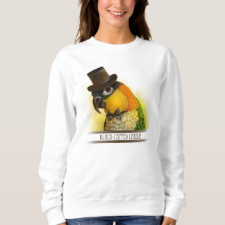 Mr Caique Realistic Painting Sweatshirt
