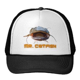 Mr Catfish fishing Trucker Hat