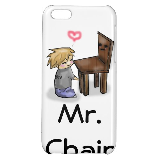 Mr. Chair Pewdiepie iPhone 5 Case