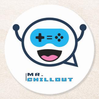 Mr. Chillout Coaster Set