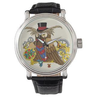 Mr.Clockwork Watch