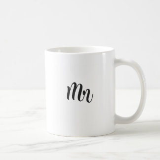 Mr Coffee Mug