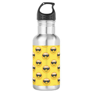 Mr Cool Sunglasses Emoji 532 Ml Water Bottle