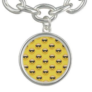 Mr Cool Sunglasses Emoji Bracelet