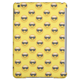 Mr Cool Sunglasses Emoji iPad Air Covers