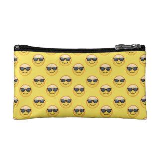 Mr Cool Sunglasses Emoji Makeup Bag