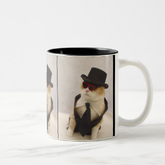 Mr. Cool Two-Tone Coffee Mug