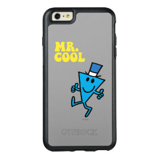 Mr. Cool | Yellow Lettering OtterBox iPhone 6/6s Plus Case