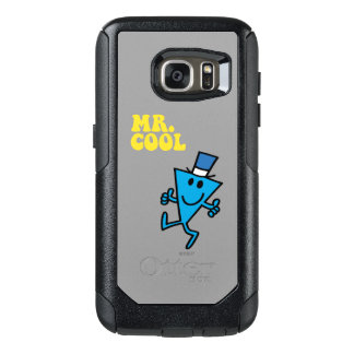 Mr. Cool | Yellow Lettering OtterBox Samsung Galaxy S7 Case
