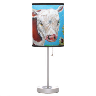 Mr Cow Table or Hanging Lamp