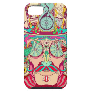Mr. Crazy iPhone 5 Covers