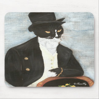 Mr Darcy Cat Mousepad