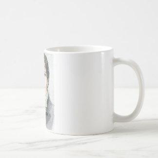 Mr Darcy of Pemberley Basic White Mug