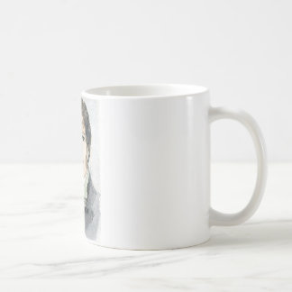 Mr Darcy of Pemberley Classic White Coffee Mug