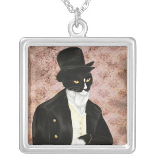 Mr Darcy Pink Necklace