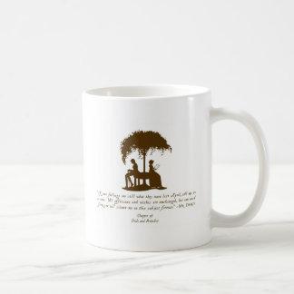 Mr Darcy's Proposal Coffee Mug
