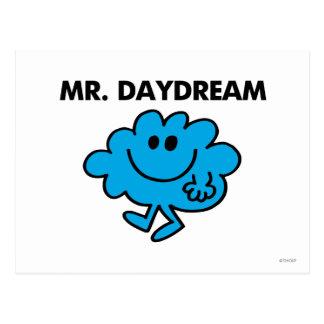 Mr. Daydream Classic Pose Postcard