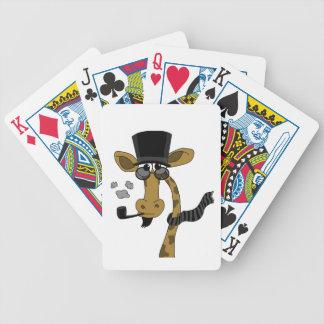 Mr. Elegance Poker Deck